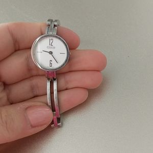 Coach Watch Stainless Steel